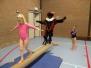 Pieten gymmen bij de kleuters, wat was dat gezellig!